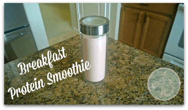 breakfast-protein-smoothie