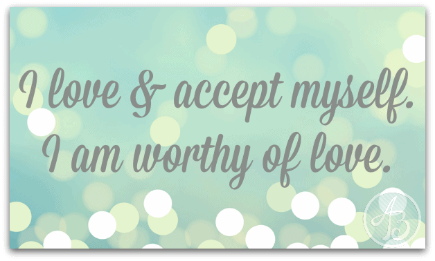 love-accept-self